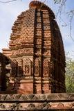Όμορφοι χαρασμένοι αρχαίοι ναοί Jain που κατασκευάζονται στη 6η ΑΓΓΕΛΙΑ αιώνα σε Osian, Ινδία Στοκ Εικόνες