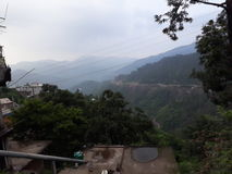 όμορφοι λόφοι στοκ φωτογραφία