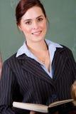 όμορφος δάσκαλος Στοκ φωτογραφίες με δικαίωμα ελεύθερης χρήσης