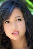 όμορφος έφηβος κοριτσιών Στοκ εικόνα με δικαίωμα ελεύθερης χρήσης