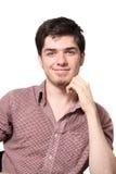 όμορφος έφηβος πορτρέτου Στοκ φωτογραφία με δικαίωμα ελεύθερης χρήσης