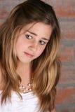 όμορφος έφηβος Στοκ εικόνες με δικαίωμα ελεύθερης χρήσης