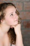 όμορφος έφηβος Στοκ φωτογραφία με δικαίωμα ελεύθερης χρήσης