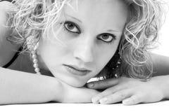 όμορφος ήρεμος μονοχρωματικός Στοκ φωτογραφία με δικαίωμα ελεύθερης χρήσης
