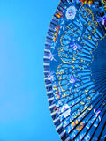 όμορφος ανεμιστήρας Στοκ εικόνα με δικαίωμα ελεύθερης χρήσης