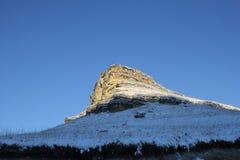Όμορφος απότομος βράχος Στοκ Εικόνες