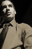 όμορφος αρσενικός δεσμό&sigm Στοκ φωτογραφία με δικαίωμα ελεύθερης χρήσης