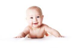 όμορφος αστείος μωρών Στοκ φωτογραφία με δικαίωμα ελεύθερης χρήσης