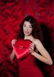 όμορφος βαλεντίνος Στοκ φωτογραφία με δικαίωμα ελεύθερης χρήσης