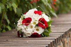 όμορφος γάμος ανθοδεσμών Στοκ εικόνα με δικαίωμα ελεύθερης χρήσης