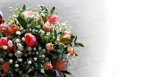 όμορφος γάμος ανθοδεσμώ&nu Στοκ φωτογραφίες με δικαίωμα ελεύθερης χρήσης