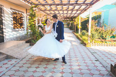 όμορφος γάμος ημέρας στοκ εικόνες με δικαίωμα ελεύθερης χρήσης