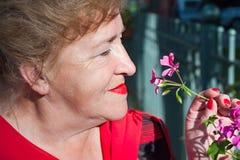 όμορφος γυναικείος πρε&s Στοκ Εικόνες