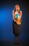 όμορφος δάσκαλος σφενδά Στοκ φωτογραφίες με δικαίωμα ελεύθερης χρήσης