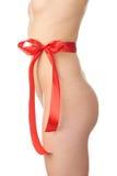 όμορφος θηλυκός nude Στοκ φωτογραφία με δικαίωμα ελεύθερης χρήσης