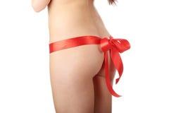 όμορφος θηλυκός nude Στοκ εικόνες με δικαίωμα ελεύθερης χρήσης