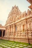 Όμορφος ινδός ναός στη Μαλαισία Στοκ εικόνα με δικαίωμα ελεύθερης χρήσης