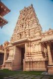 Όμορφος ινδός ναός στη Μαλαισία Στοκ Εικόνα