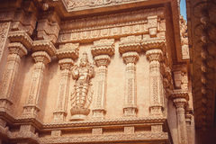 Όμορφος ινδός ναός στη Μαλαισία Στοκ Φωτογραφίες