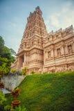 Όμορφος ινδός ναός στη Μαλαισία Στοκ εικόνες με δικαίωμα ελεύθερης χρήσης