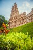 Όμορφος ινδός ναός στη Μαλαισία Στοκ Φωτογραφία
