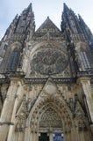 Όμορφος καθεδρικός ναός Στοκ Εικόνες