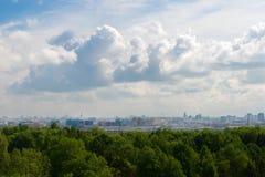 Όμορφος και μεγάλος ουρανός Στοκ φωτογραφίες με δικαίωμα ελεύθερης χρήσης