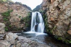 Όμορφος καταρράκτης σε βόρεια Καλιφόρνια Στοκ φωτογραφία με δικαίωμα ελεύθερης χρήσης