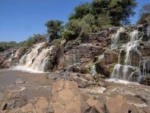 Όμορφος καταρράκτης των καταρρακτών Awash, Αιθιοπία στοκ φωτογραφία με δικαίωμα ελεύθερης χρήσης