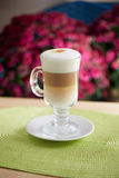 Όμορφος καφές latte στοκ φωτογραφίες με δικαίωμα ελεύθερης χρήσης
