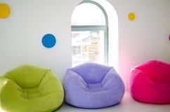 Όμορφος μοντέρνος χώρος για παιχνίδη παιδιών ` s Στοκ εικόνες με δικαίωμα ελεύθερης χρήσης