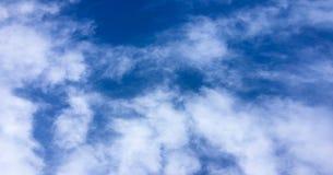 όμορφος μπλε ουρανός σύνν&e ουρανός σύννεφων Ουρανός με το μπλε σύννεφων καιρικής φύσης σύννεφων Στοκ Εικόνα