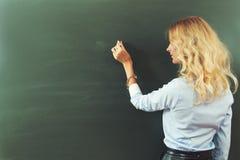 Όμορφος νέος δάσκαλος Στοκ φωτογραφίες με δικαίωμα ελεύθερης χρήσης