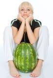 Όμορφος νέος φρούτο-καλλιεργητής Στοκ εικόνες με δικαίωμα ελεύθερης χρήσης