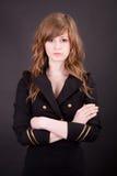 όμορφος ξανθός έφηβος κορ Στοκ φωτογραφίες με δικαίωμα ελεύθερης χρήσης