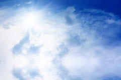 όμορφος ουρανός Στοκ εικόνα με δικαίωμα ελεύθερης χρήσης