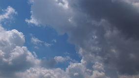 Όμορφος ουρανός απόθεμα βίντεο