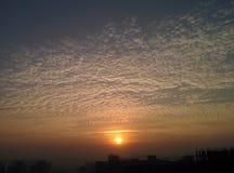 Όμορφος ουρανός Στοκ Φωτογραφία