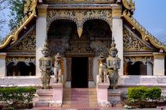 Όμορφος παλαιός ναός στοκ φωτογραφία