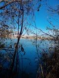 Όμορφος ποταμός Ευφράτης στοκ φωτογραφία