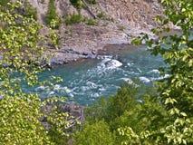Όμορφος ποταμός Στοκ Εικόνα