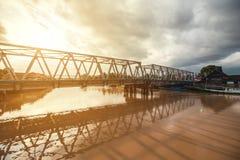 Όμορφος ποταμός Kusan στοκ φωτογραφίες με δικαίωμα ελεύθερης χρήσης