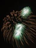 Όμορφος πράσινος χαιρετισμός, κατακόρυφα Στοκ φωτογραφία με δικαίωμα ελεύθερης χρήσης