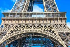 Όμορφος πύργος του Άιφελ στο Παρίσι Στοκ φωτογραφίες με δικαίωμα ελεύθερης χρήσης
