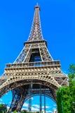 Όμορφος πύργος του Άιφελ στο Παρίσι Στοκ Εικόνες
