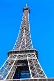 Όμορφος πύργος του Άιφελ στο Παρίσι Στοκ φωτογραφία με δικαίωμα ελεύθερης χρήσης