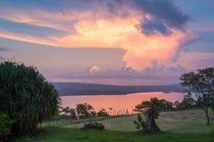 όμορφος σχηματισμός σύννε&ph Στοκ φωτογραφία με δικαίωμα ελεύθερης χρήσης