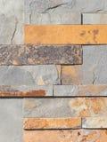 όμορφος τοίχος πετρών Στοκ Φωτογραφίες