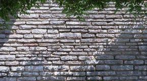 Όμορφος τοίχος της γκρίζας πέτρας στοκ εικόνες με δικαίωμα ελεύθερης χρήσης