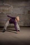 όμορφος τούβλου χορεύο&n Στοκ Εικόνες